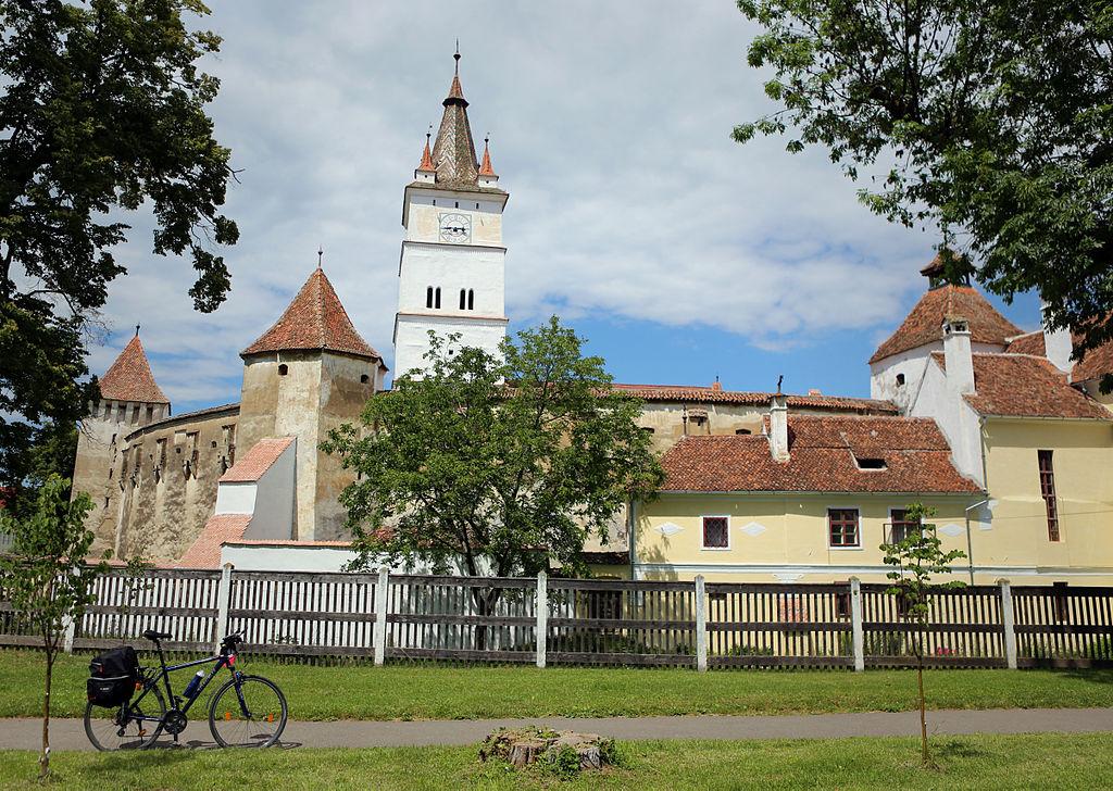 Biserica evanghelică din Harman1