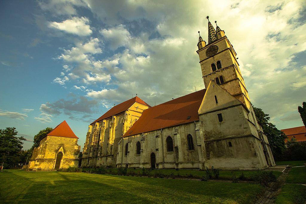 Biserica evanghelică din Sebeş