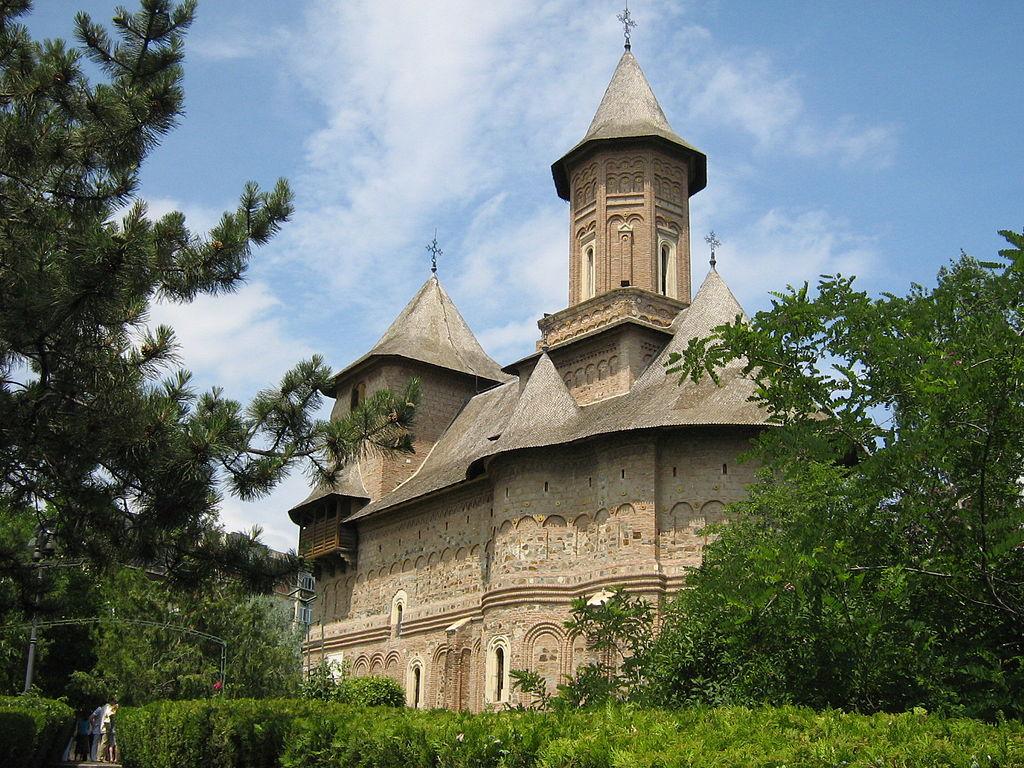 Biserica fortificată Sf. Precista