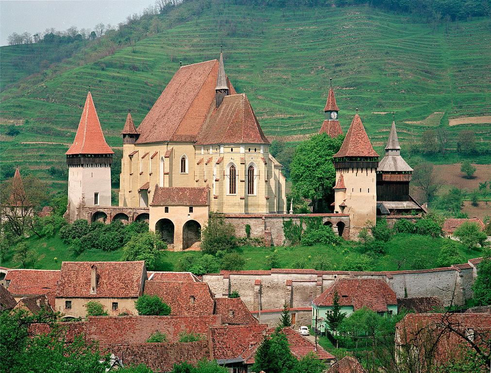 Biserica fortificată din Biertan1