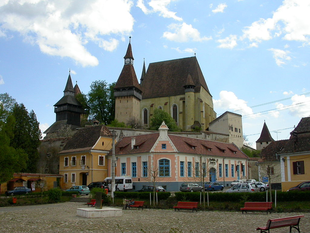 Biserica fortificată din Biertan11