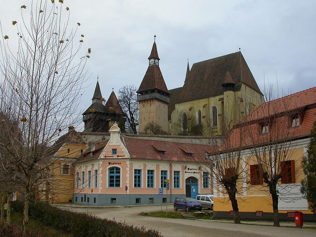 Biserica fortificată din Biertan1111