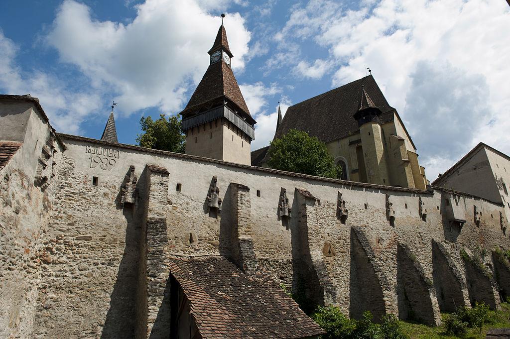 Biserica fortificată din Biertan11111