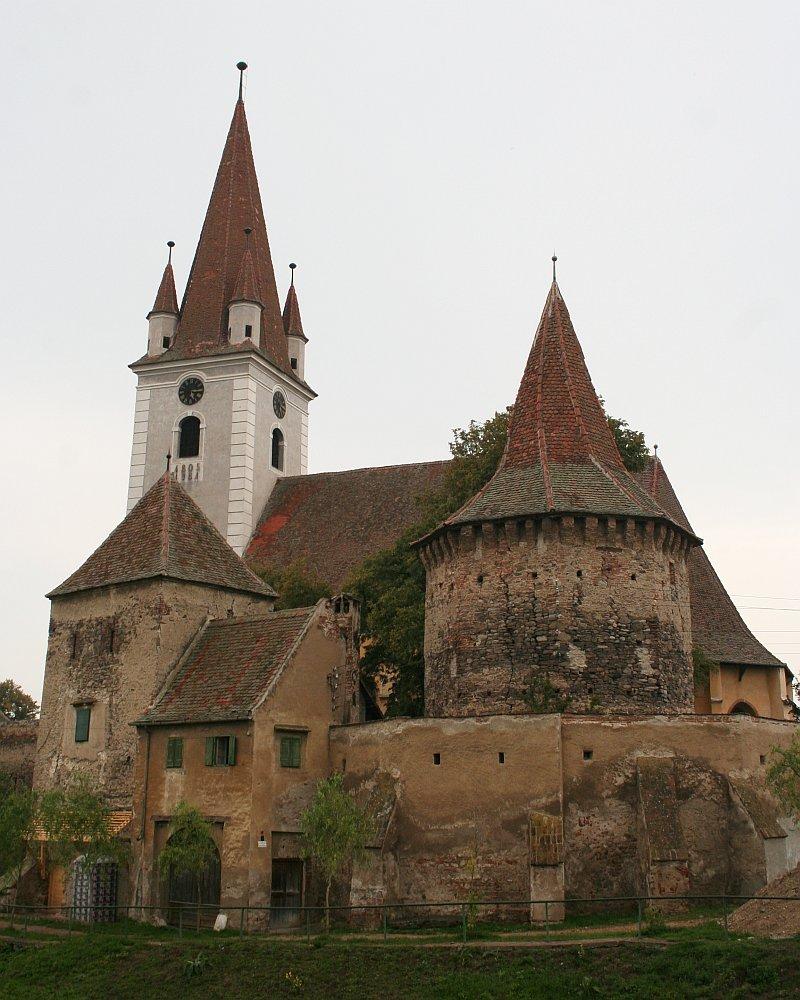 Biserica fortificată din Cristian111