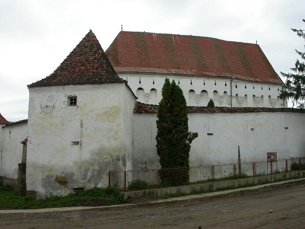 Biserica fortificată din Dârjiu11