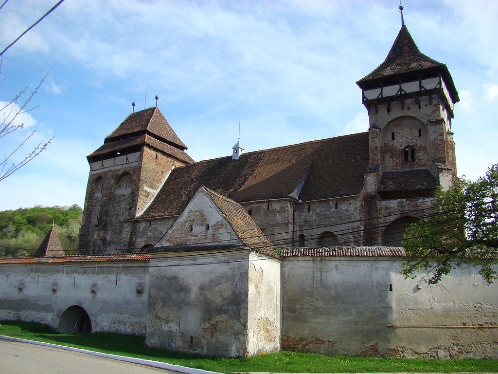 Biserica fortificată din Valea Viilor1