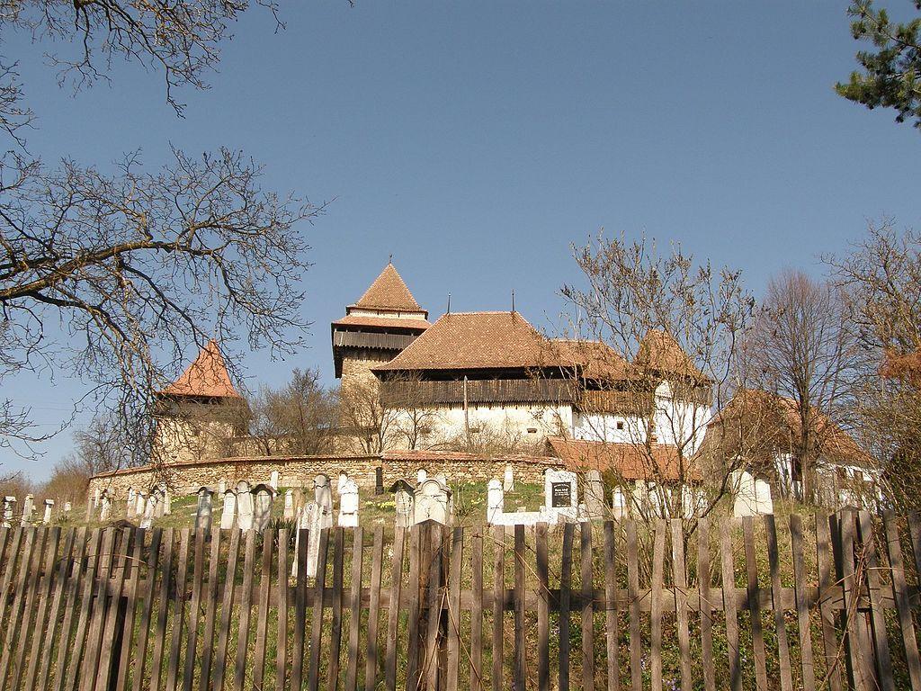 Biserica fortificată din Viscri1