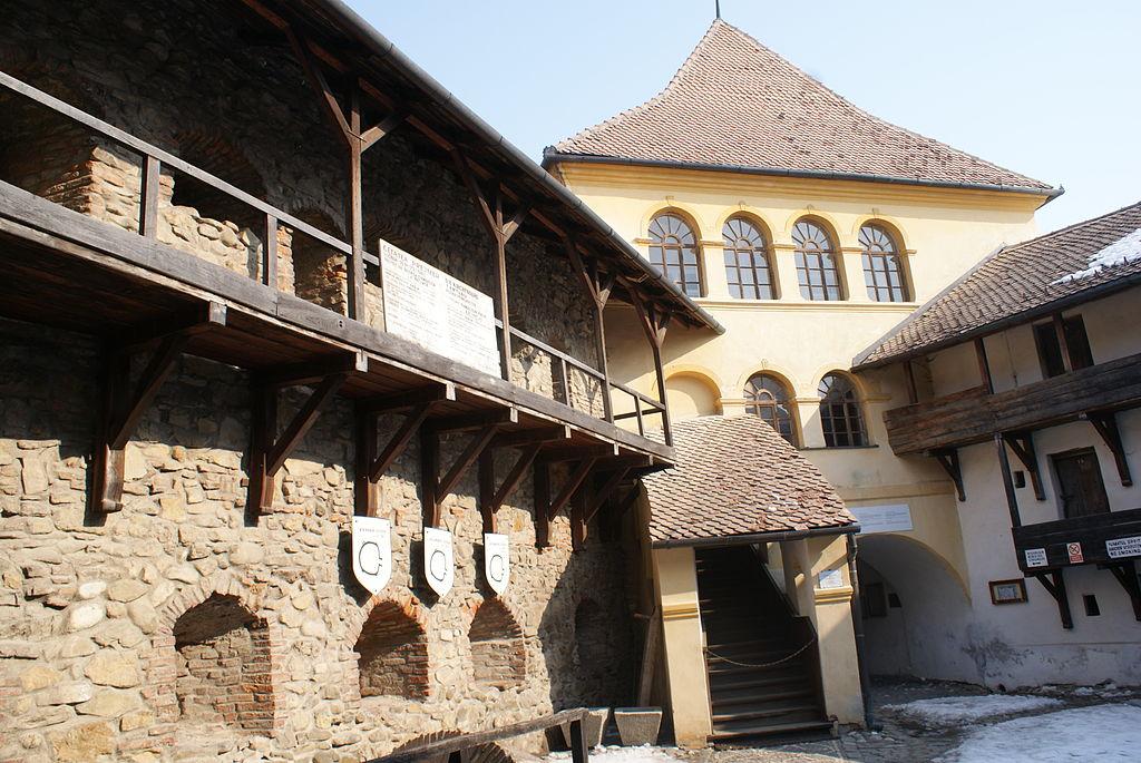 Biserica fortificata1
