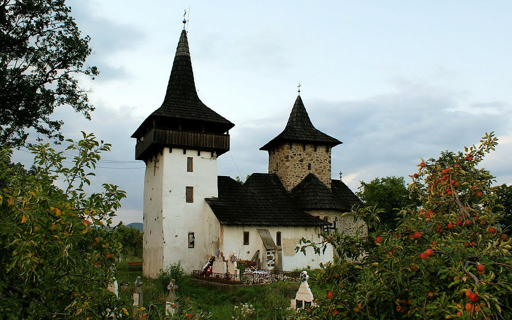 Biserica medievală din Gurasada