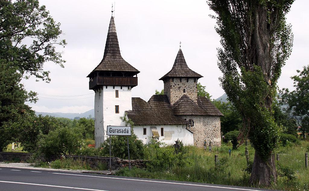 Biserica medievală din Gurasada1