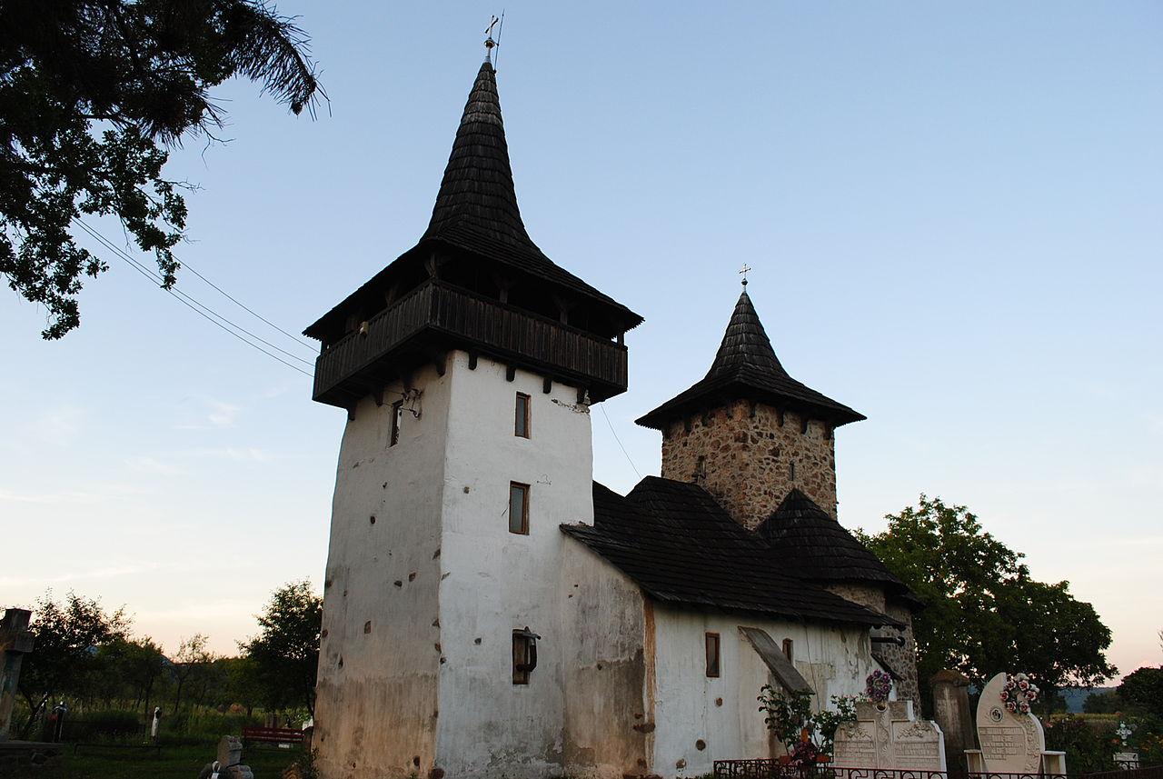 Biserica medievală din Gurasada111