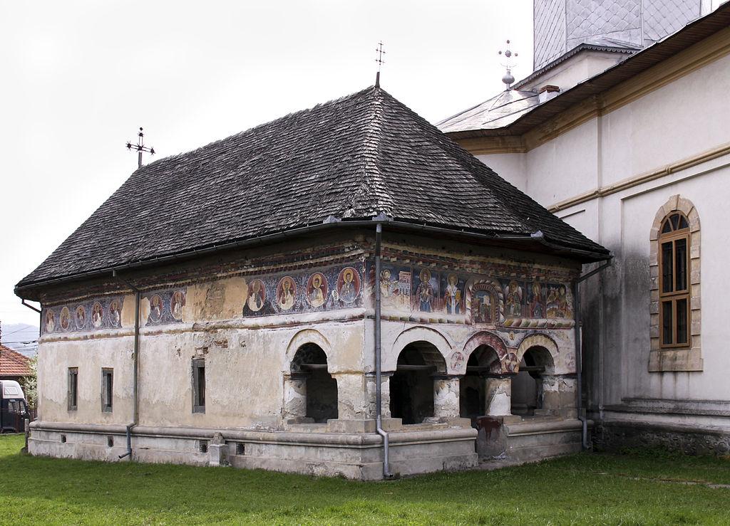Biserica-monument din Domnesti
