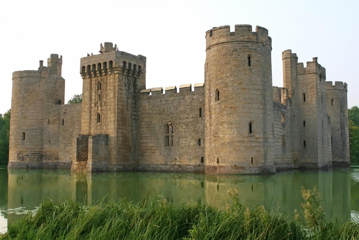 Bodiam Castle111