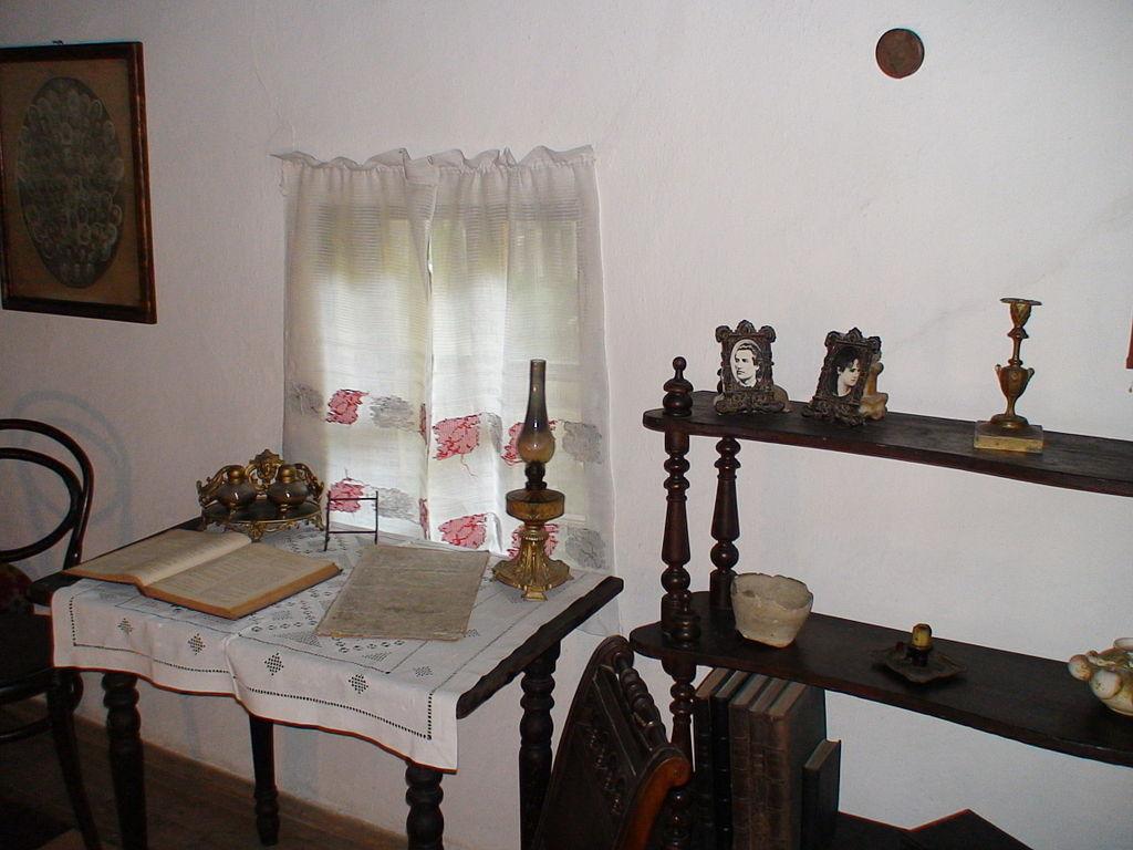 Bojdeuca Ion Creangă interior1