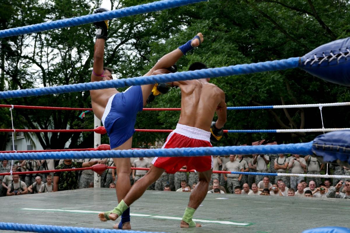 Boxul thailandez
