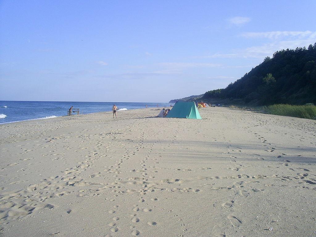 Byala plaje