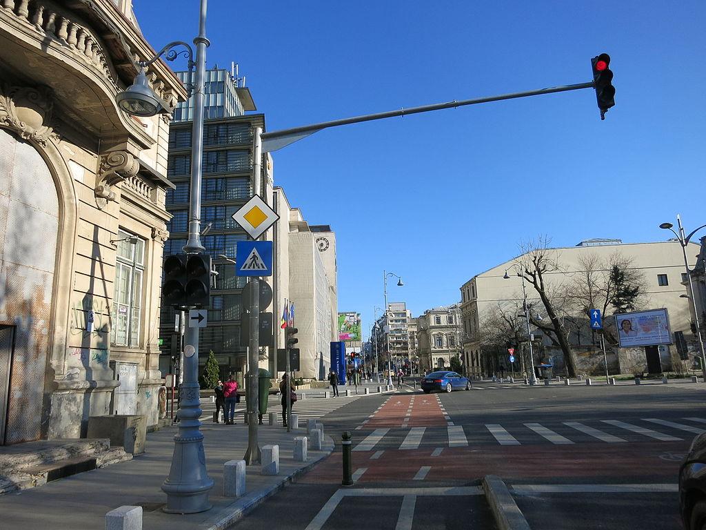 Calea Victoriei Ansamblul de Arhitectura