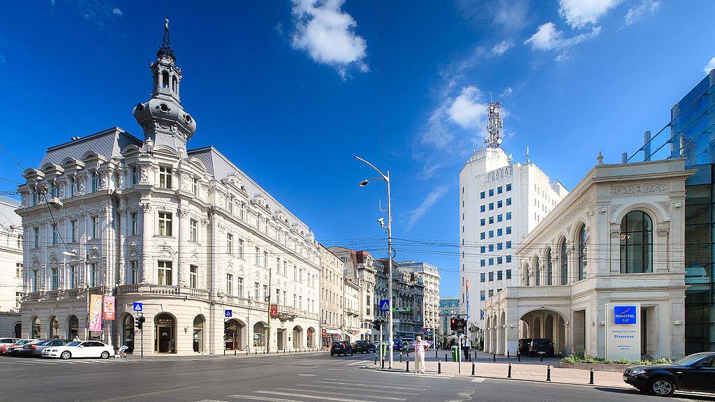 Calea Victoriei Hotel Continental