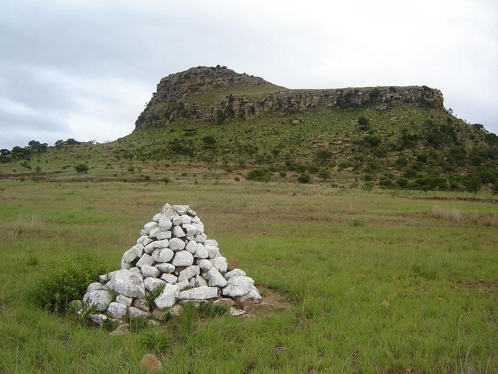 Campul de batalie de la Isandlwana