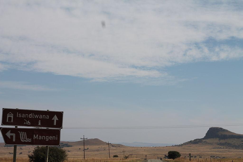 Campul de batalie de la Isandlwana1