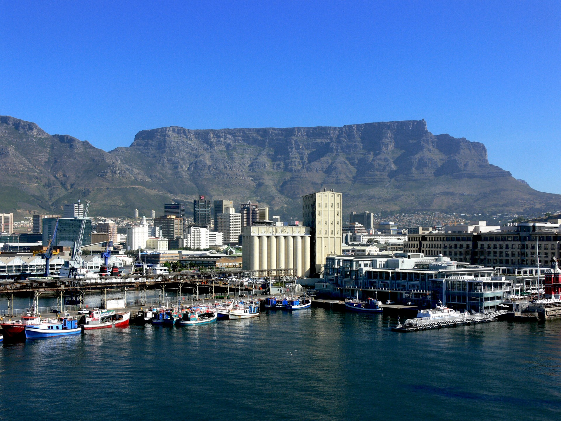 Cape Town apa