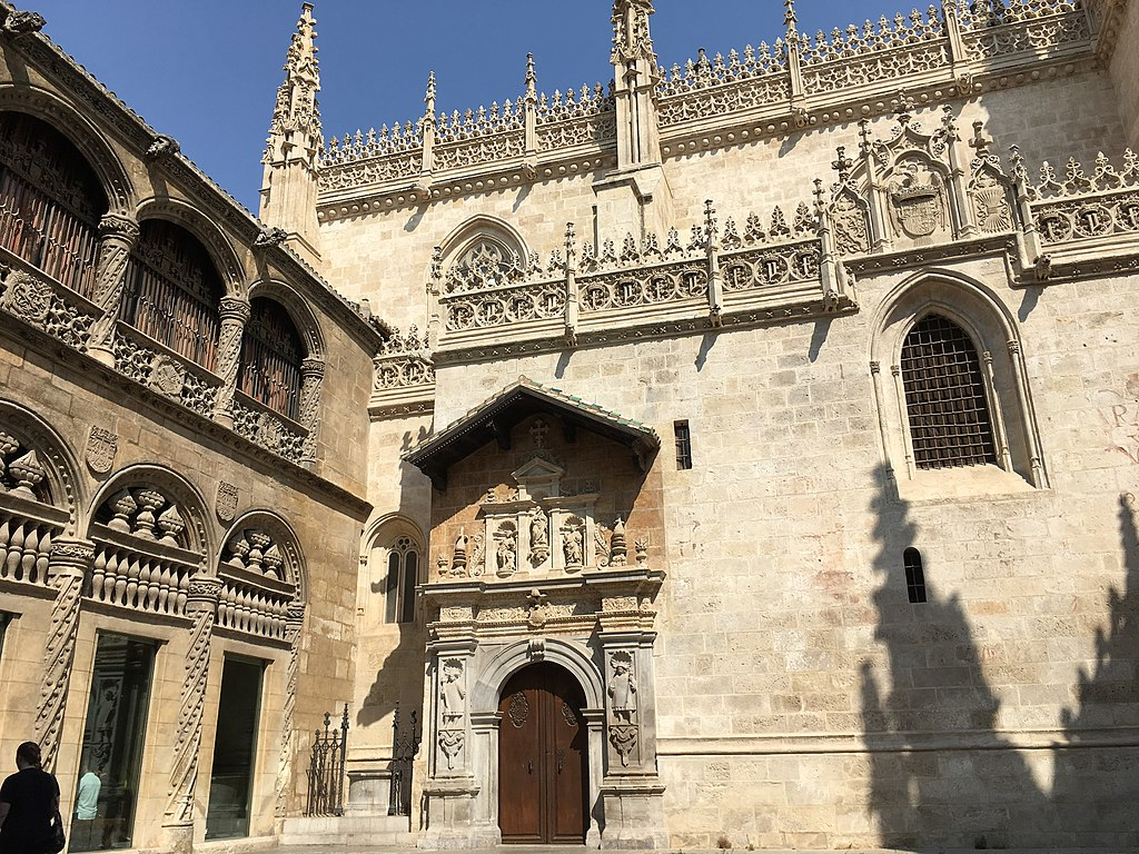 Capela Regala din Granada