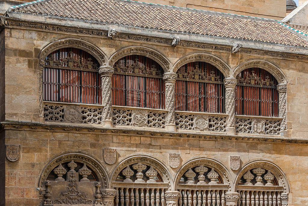 Capela Regala din Granada11