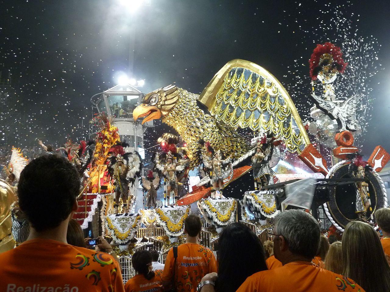 Carnavalul din Sao Paulo
