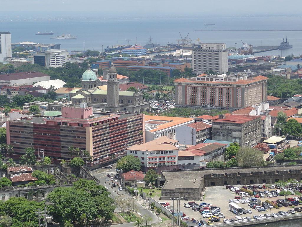 Cartierul Intramuros