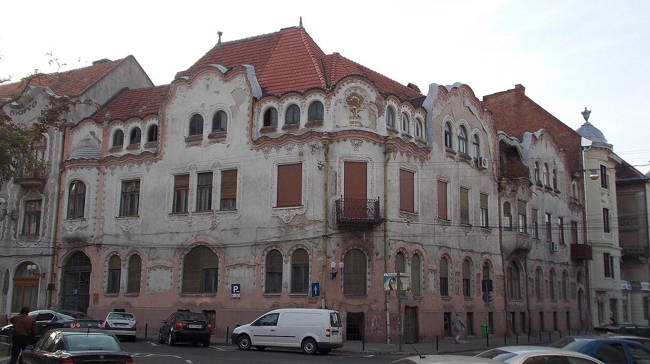 Casa Adorjan I din Oradea