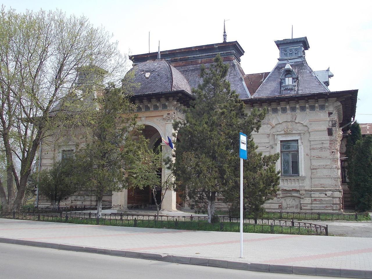 Casa Mavrocordat inainte de renovare