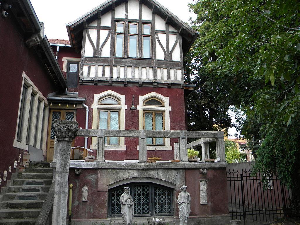 Casa Memorială Storck