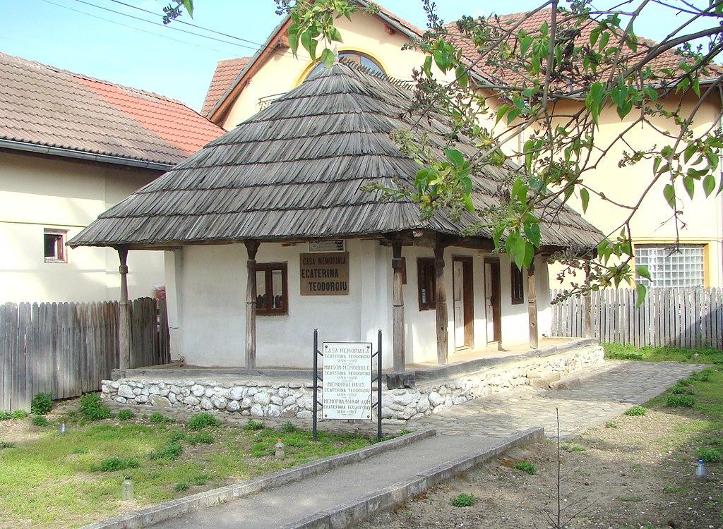 Casa Memoriala Ecaterina