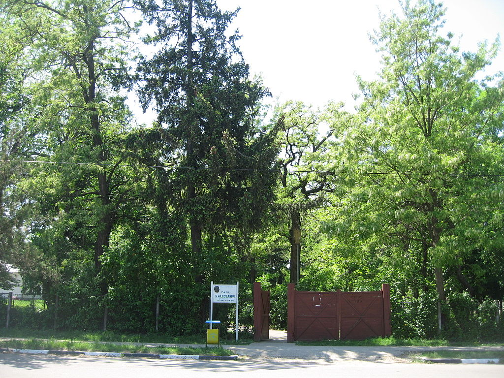 Casa Memoriala Vasile Alecsandri1