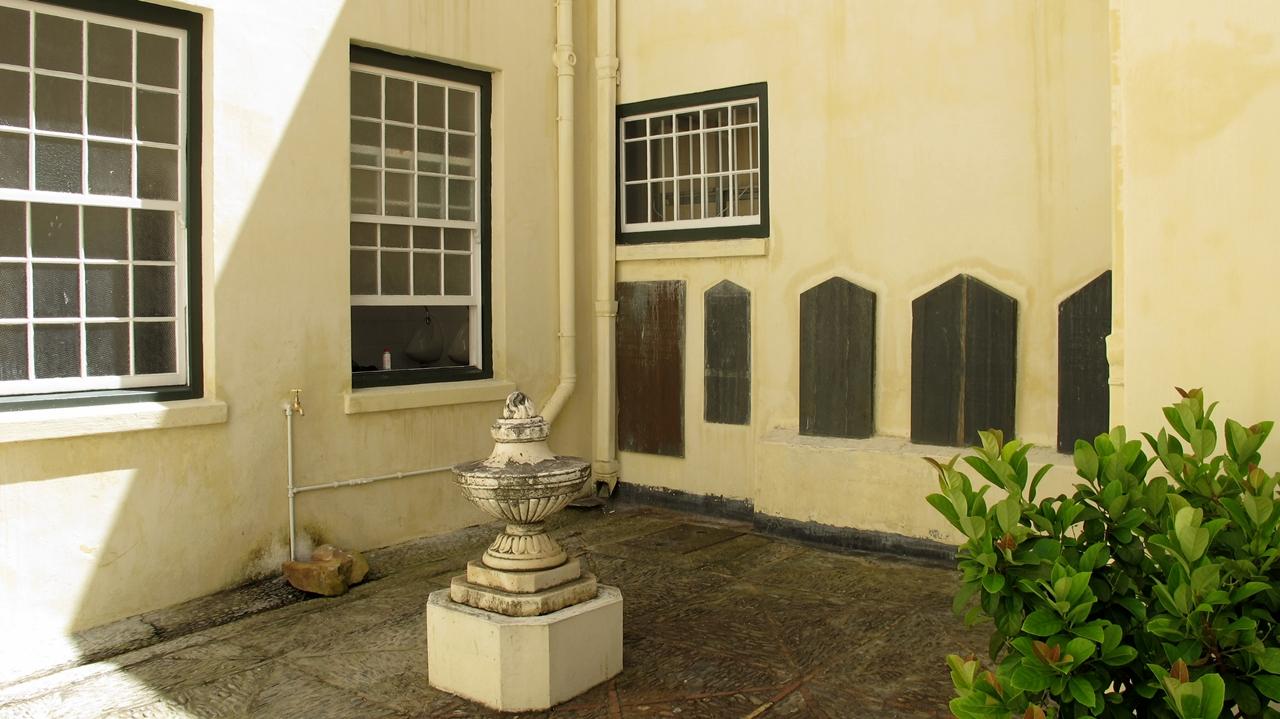 Casa Sclavilor din Cape Town interior