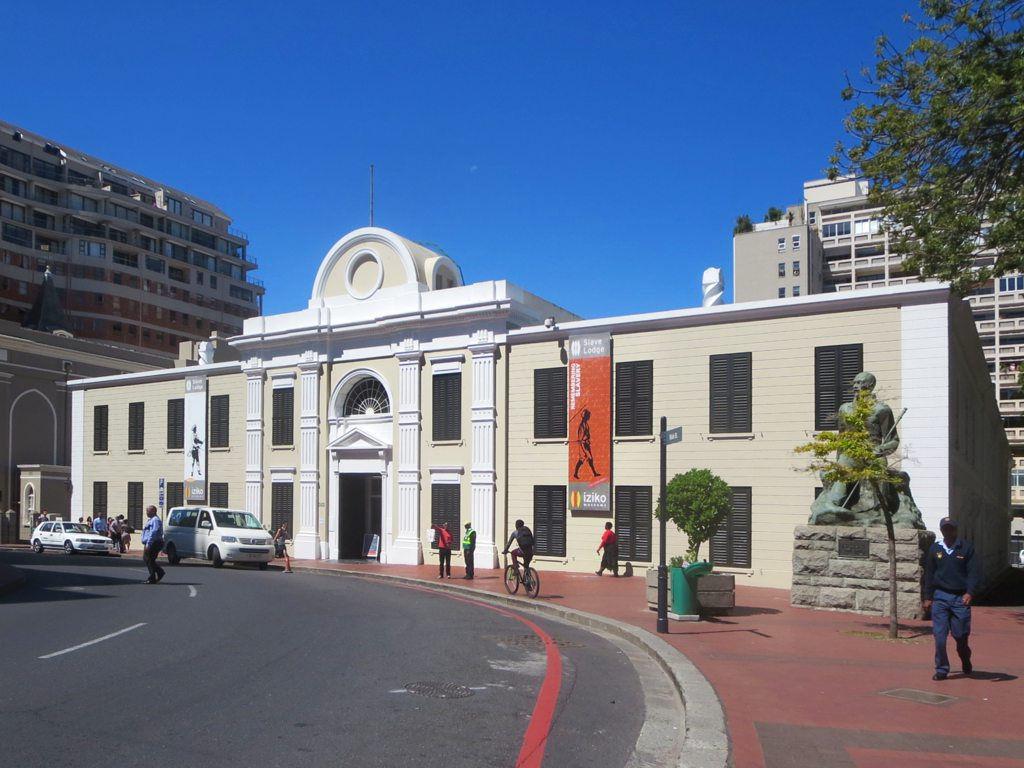 Casa Sclavilor din Cape Town