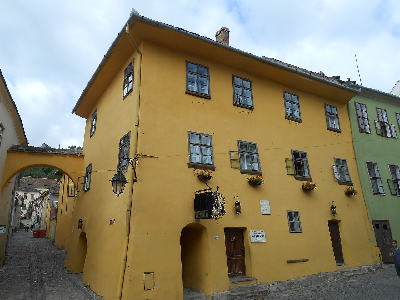 Casa Vlad Dracul1