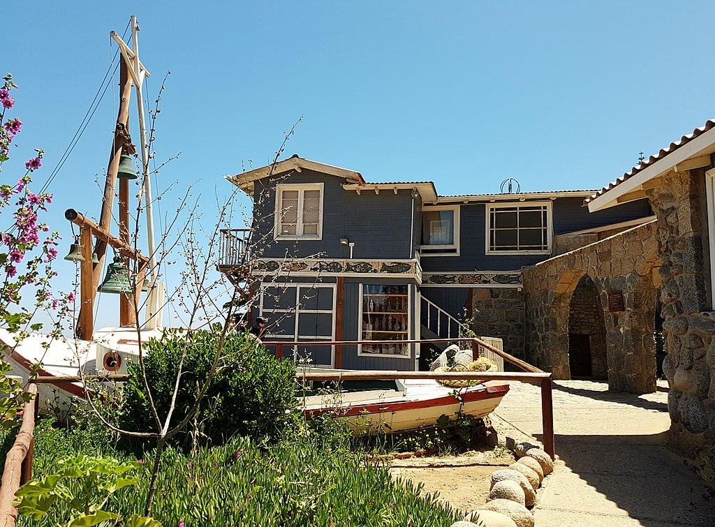 Casa de Isla Negra1