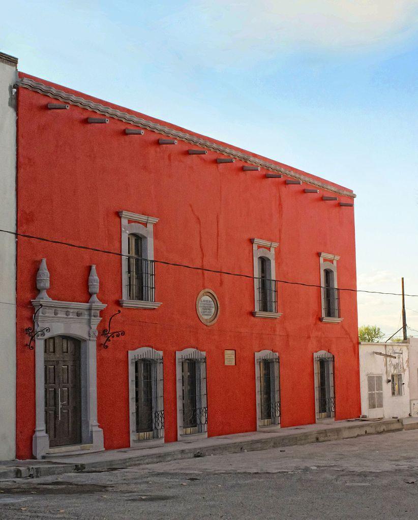 Casa lui Benito Juarez