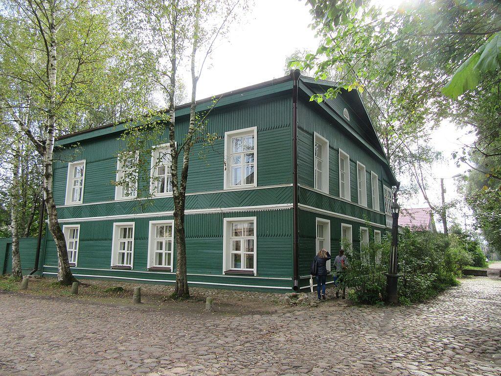 Casa lui Dostoievski1