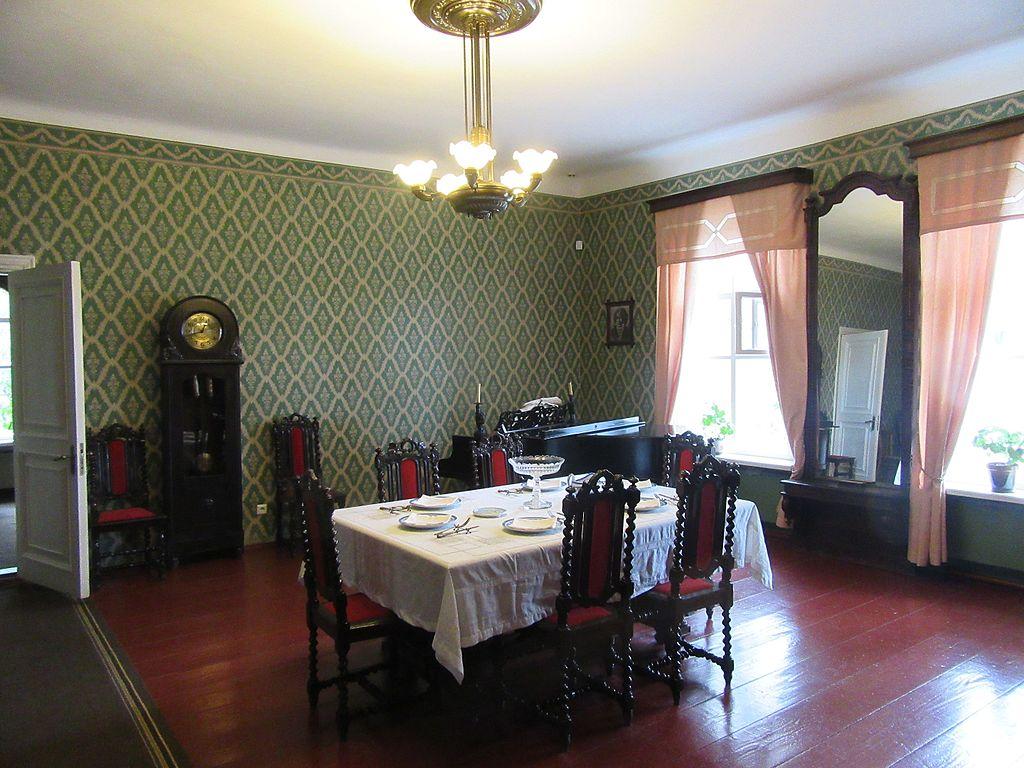 Casa lui Dostoievski11