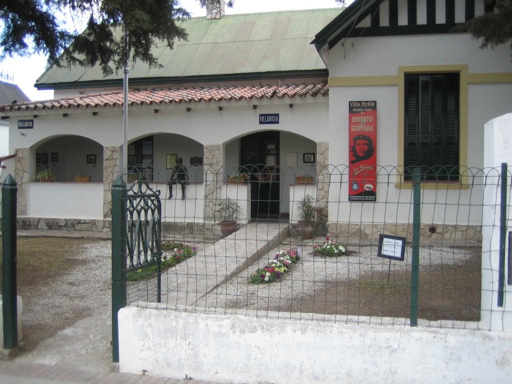 Casa lui Ernesto Che Guevara