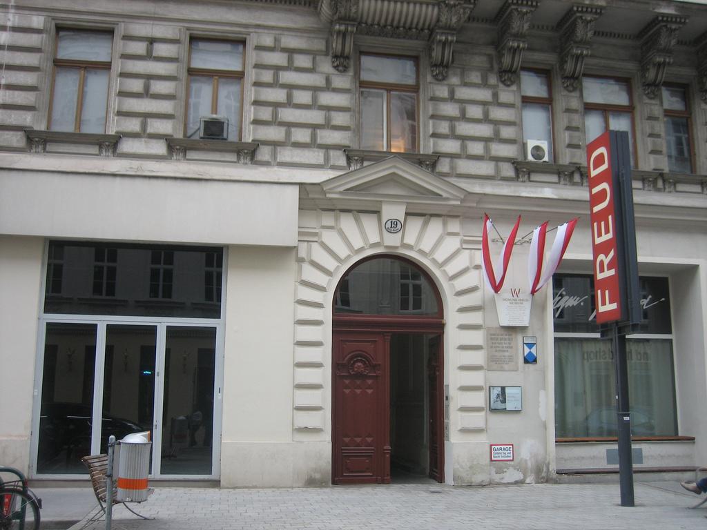 Casa lui Freud Sigmund din Viena