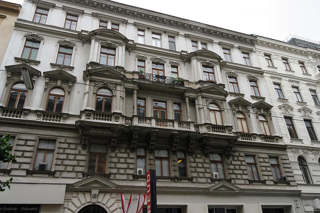 Casa lui Freud Sigmund din Viena1