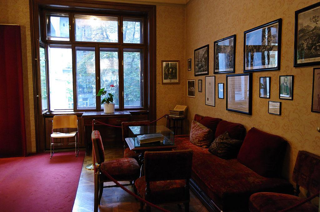 Casa lui Freud Sigmund din Viena11