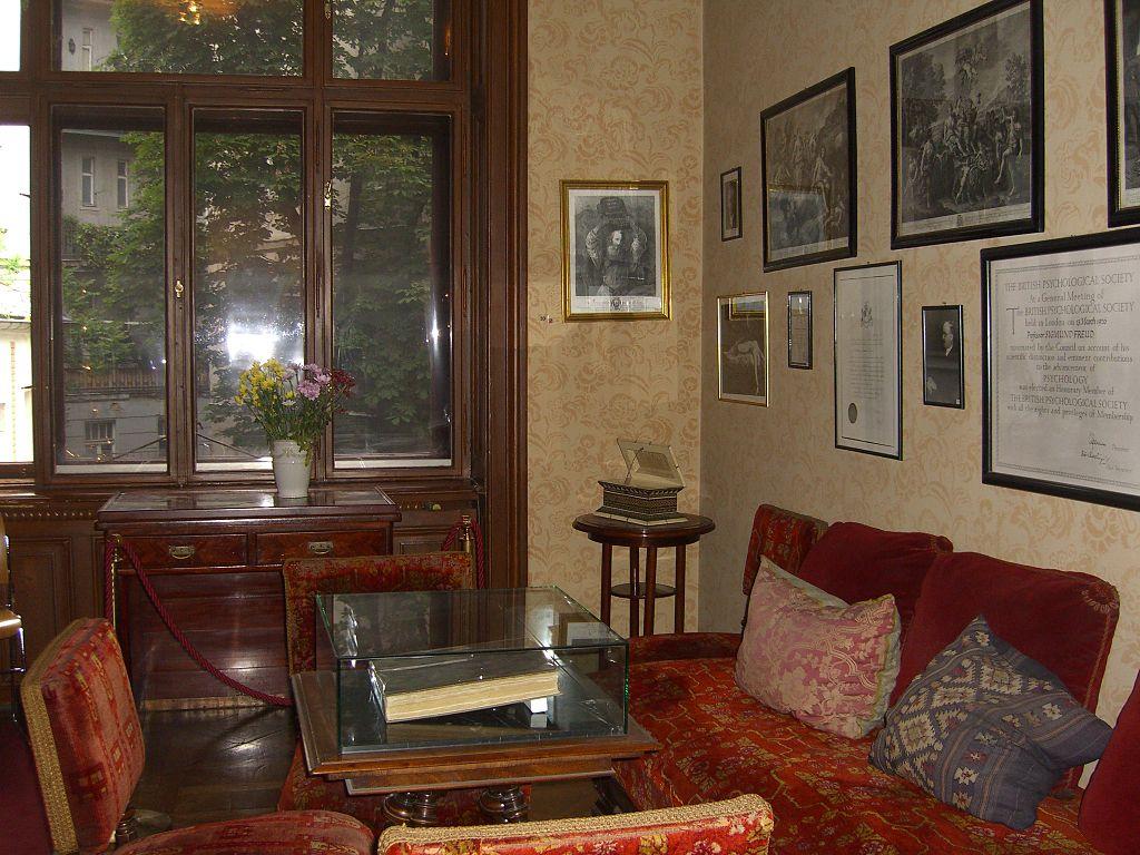 Casa lui Freud Sigmund din Viena111