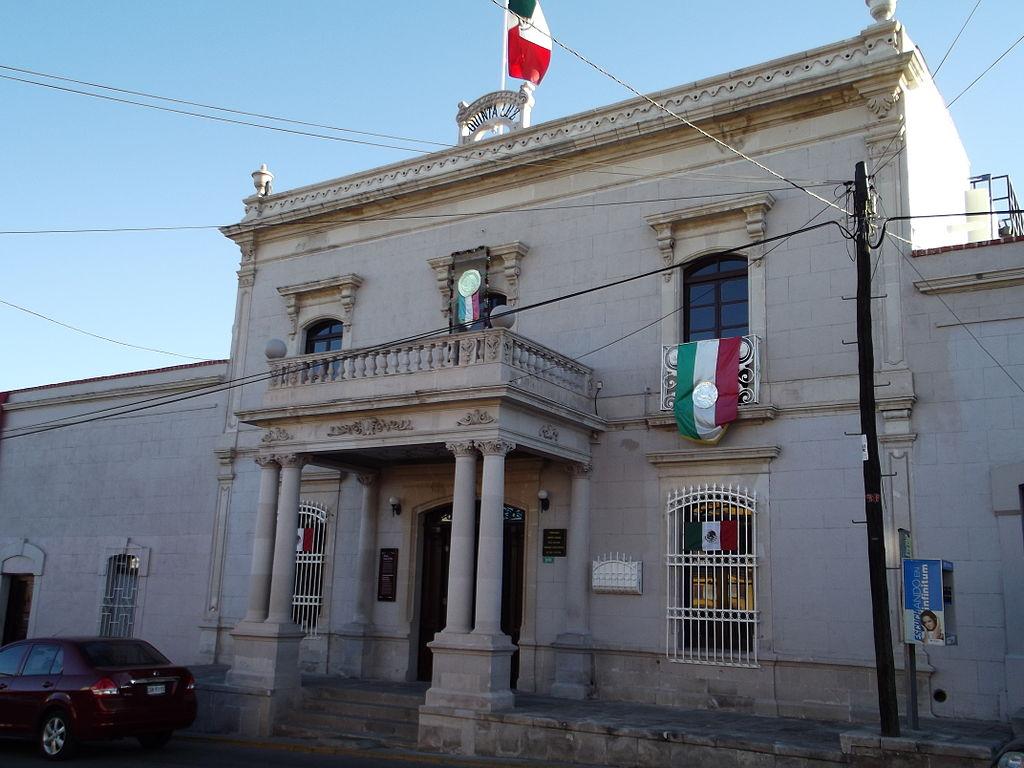 Casa lui Pancho Villa111