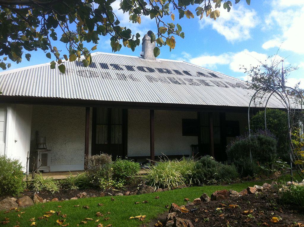 Casa lui Patrick Taylor