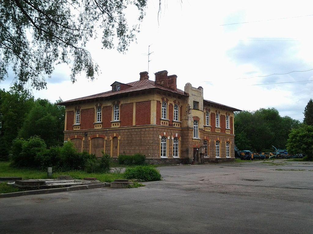 Casa lui Puskin