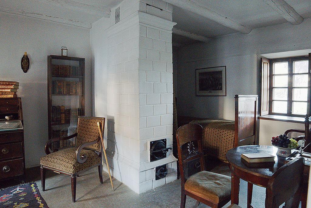 Casa lui Puskin11